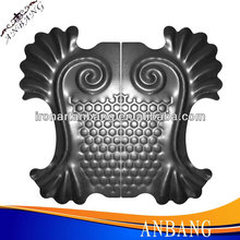 AB China supplier wrought iron product (tiger head lock brand )