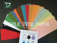 High bulk two side coated bristol board/ Color Printing Bristol Paper Board