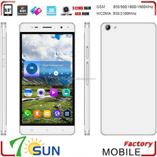 "china suppliers colombia x-bo o5 5.5"" Quad Core Smartphone Android 5.1 MTK6580 RAM 512MB ROM 4GB telefonos android"