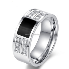 fashion stainless steel jewelry ring wholesale NS-R-066