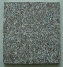 China Pink Granite Tiles for Wall retaining and Flooring