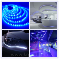 Factory Smd IP65 Waterproof 60 led pixel strip addressable white led strip