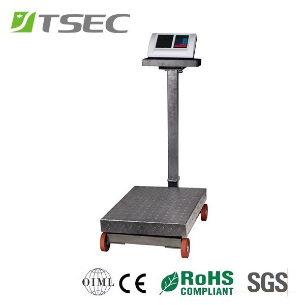 wheel stainless steel 1 ton manual electronic weighing scales
