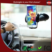 Factory Price Universal Windshield Mobile Phone Car Holder for iPhone 6 Plus/Samsung Galaxy s5