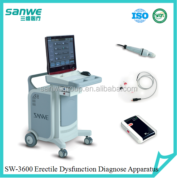 Doppler and NPT sexual erectile Dysfunction Diagnostic Apparatus