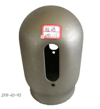 Oxygen gas cylinder cap of different shapes