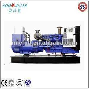 Water Cooled with 50 Degree Radiator Heavy Duty 80kW 100kVA diesel generatoring set with Lovol 1006TG1A