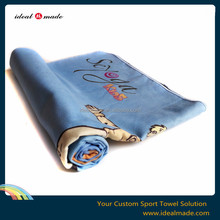 100% Microfiber Promotional Sports Towel For Gyms Or Fitness Centres