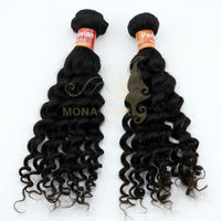 Extension/hair weave wholesale factory price virgin peruvian hair kinky curly hair