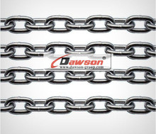 Quality SS304 SS316 SS316L Stainless Steel Link Chain Made in China