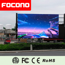 LED Programmable Sign Display Board P10 Outdoor Digital LED Billboard with 8 Years Warranty