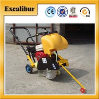 Model SCT-1 5.5HP Manual push Gasoline Walk Behind Concrete Cutter
