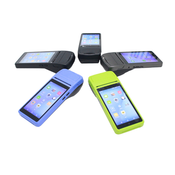 5.5inch Android Handheld Pos With Nfc