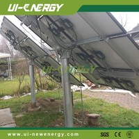 high quality solar pole mount for solar power system