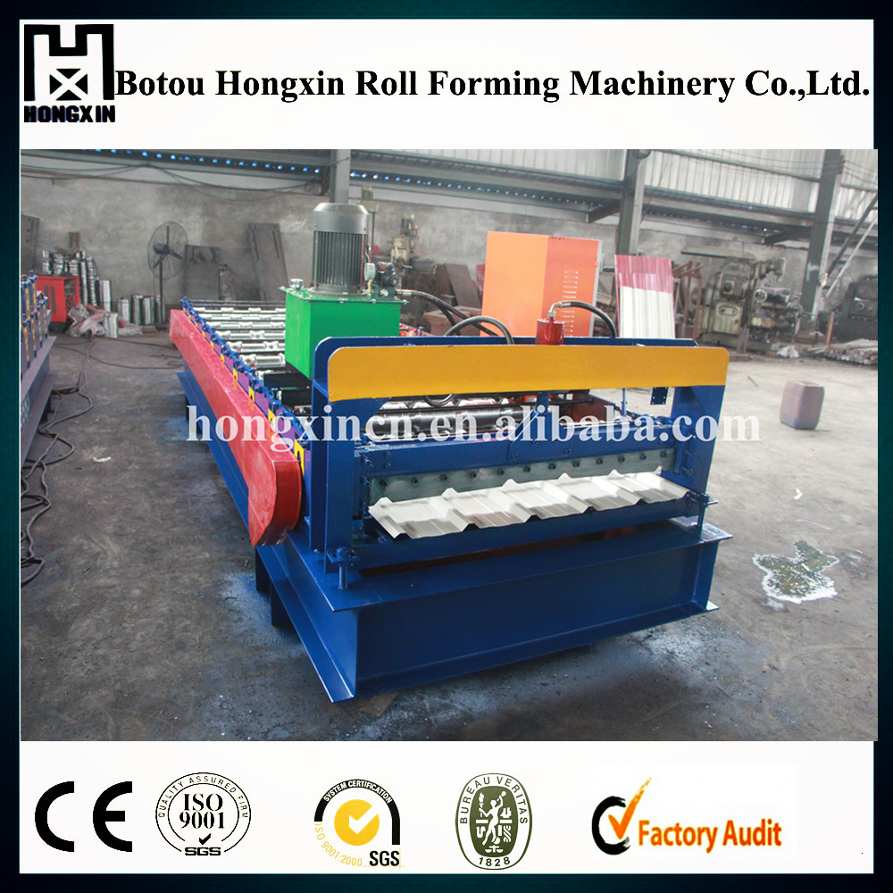 Roof Tile Molding Machine Roof Profile Machine Metal Sheet Making Machine