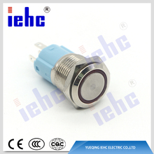 YHJ series new design waterproof on off push button switch