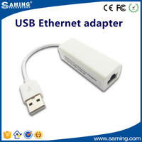 USB 2.0 Ethernet adapter/ tablet pc external network card