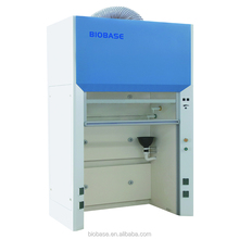 BIOBASE China CE ISO Certified Ventilated Case Fume Chamber Walk-in Series Fume Hood