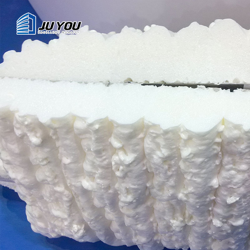 polyurethane foam for central heating brick gap and plaster