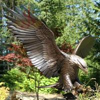 Directly Factory Bronze Eagle Statues wholeSale with low price