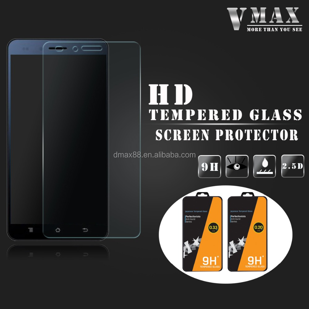 Wholesale price!!! 9H 0.33mm 2.5D tempered glass screen protector For Amoi A920T