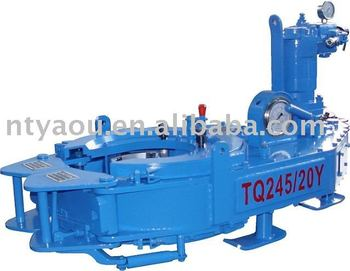 TQ340-20Y hydraulic power tong