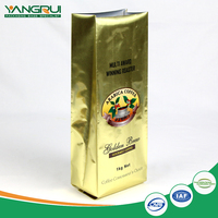 Hot sealer bags vacuum for coffee bag packing