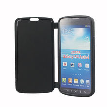 book style flip case for samsung galaxy s4 active