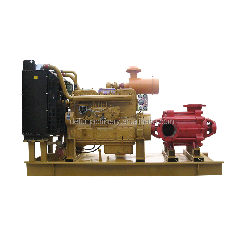 high quality high efficiency Centrifugal horizontal multistage pump
