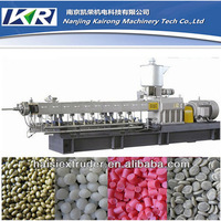 High capacity HDPE/LDPE/PP Plastic granules manufacturing making machine