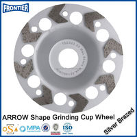 "7"" diamond cutting wheel for glass"