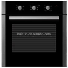 60 cm Built in gas oven with six-function programs