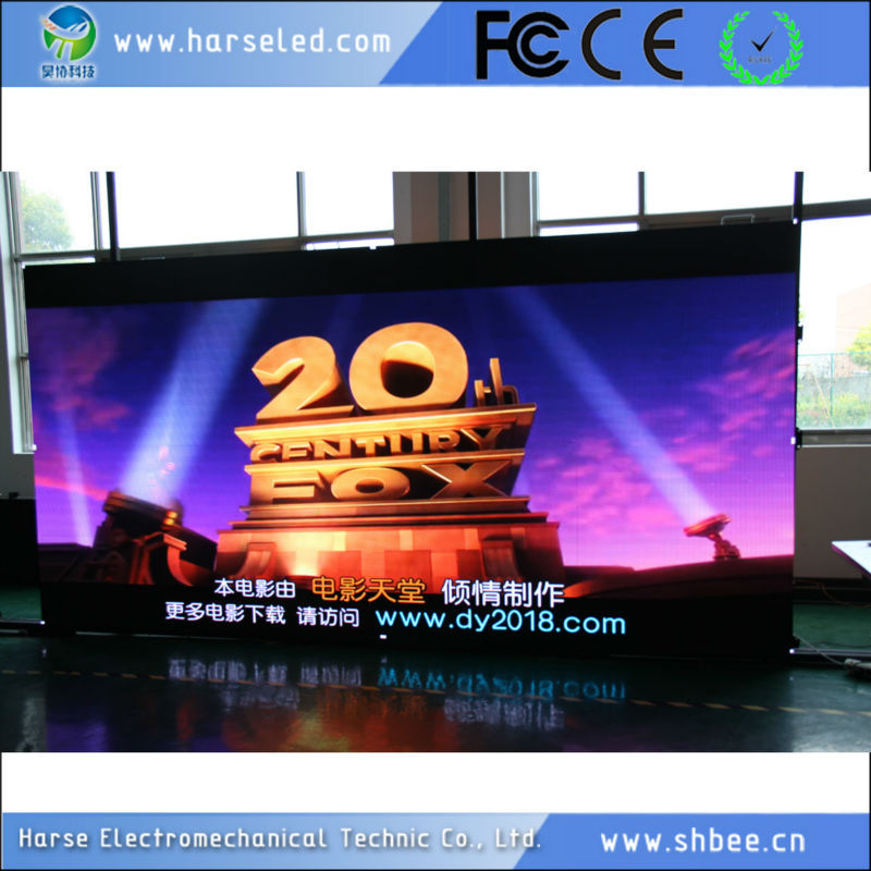 new design indoor led billboard price with low