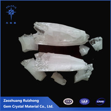 high purity White opaque Sapphire Crackle as KY sapphire crystal growth material