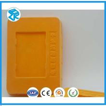 Thermoformed Chinese Colourful Blister Plastic Flocking Tray For Cosmetics