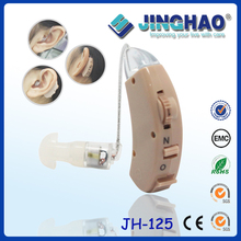 Latest fashion high quality analog behind the ear hearing aids