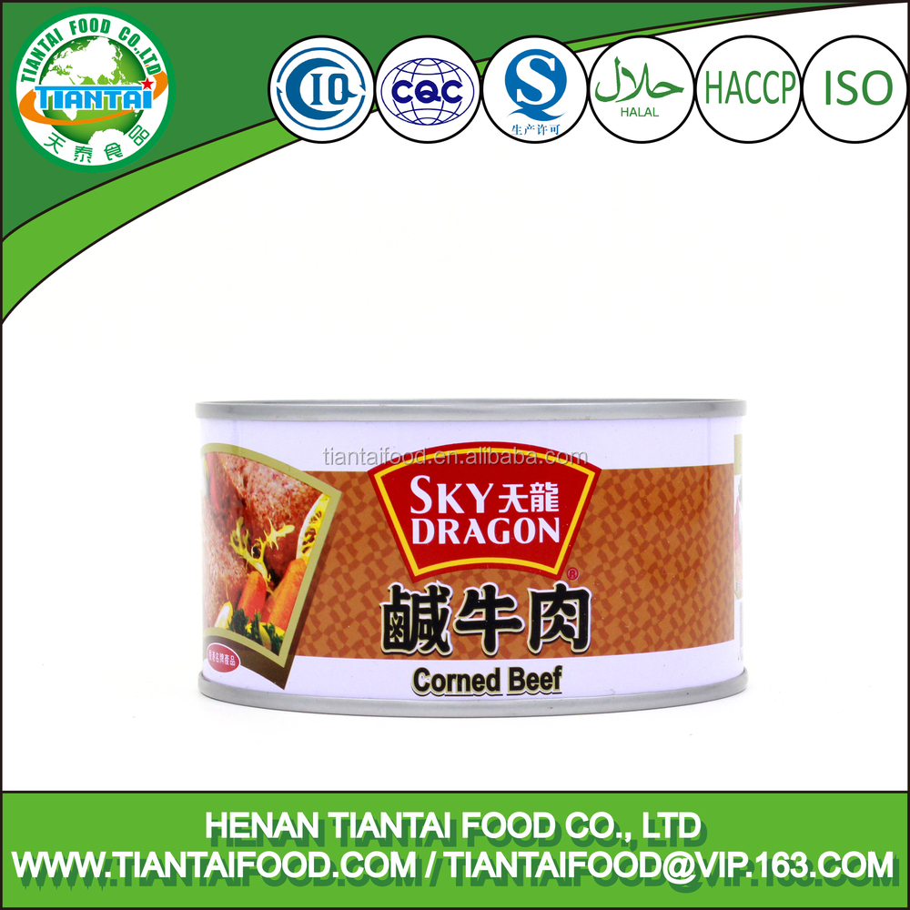 canned corn beef canned halal corned Beef