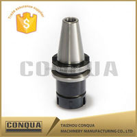 BT ER chuck collect milling drilling machine knurling tool holder