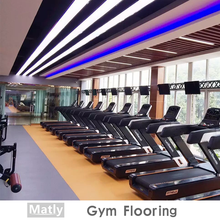 PVC Sports Flooring for gym