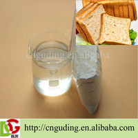 Food grade water soluble bread raising agent for baking foods