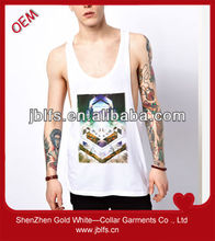 Promotional cheap tank tops for men