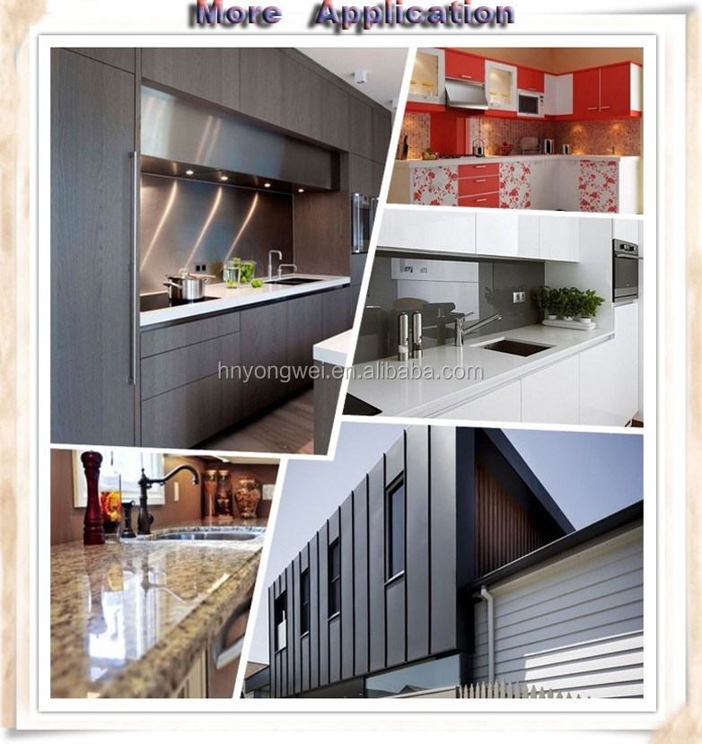 phenolic board decorative wall panel hpl sheet