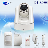 3G WCDMA wireless wired home security systems and alarm