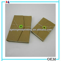 Folding Cover Notebook Dongguan Grid Paper