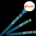 Advertising Promotion Ball Pen With LED Light Image Projection pens for stationery shop and Wal-mart supermarket