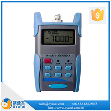 Fiber optical power meter handheld