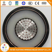 Sigle core 1.8/3KV 70mm2 xlpe insulated pvc sheathed flame retardant electrical power cable