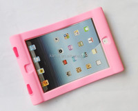 9.7 inch Tablet PAD silicone case with Speaker and holder for kids