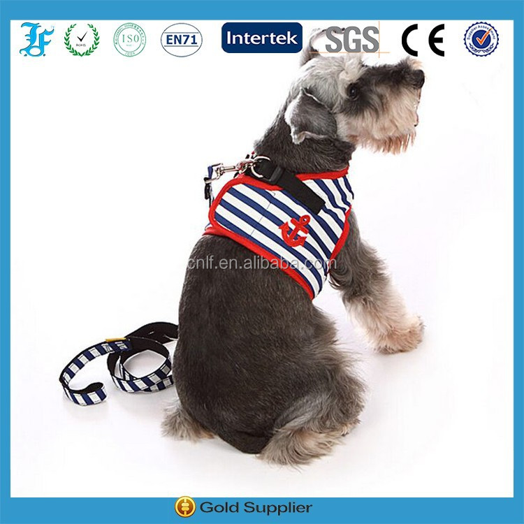 High-end Strip Pet Products Firm pet harness for <strong>dog</strong>