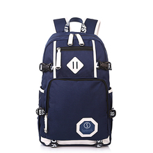 Manufacturers wholesale male fashion school bag new models mens backpack